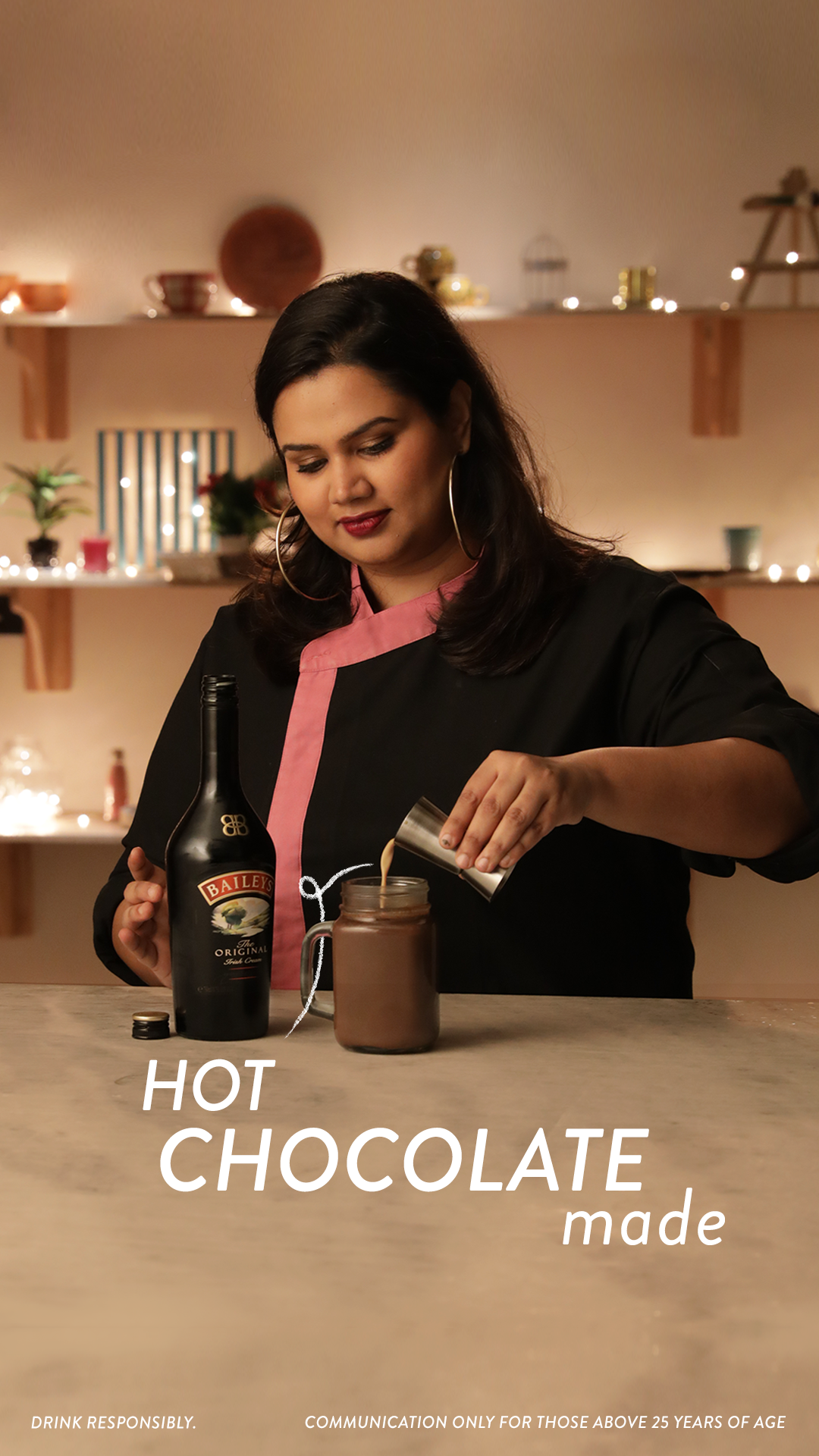 Want To Know What Happiness Feels Like? Try These Pooja Dhingra Baileys Dessert Recipes