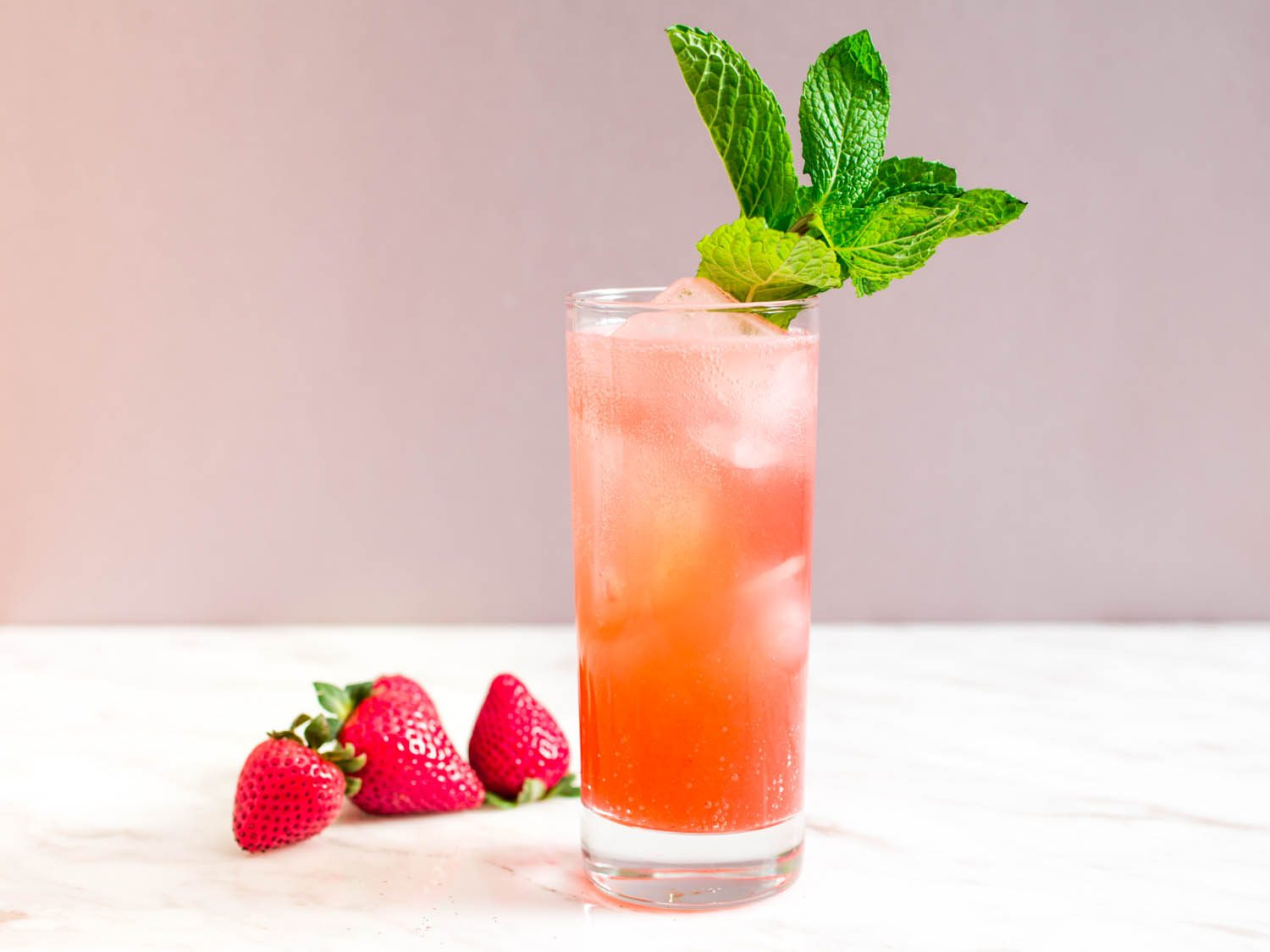 It's Strawberry Day And We Have Some Berry Exciting Cocktails For You