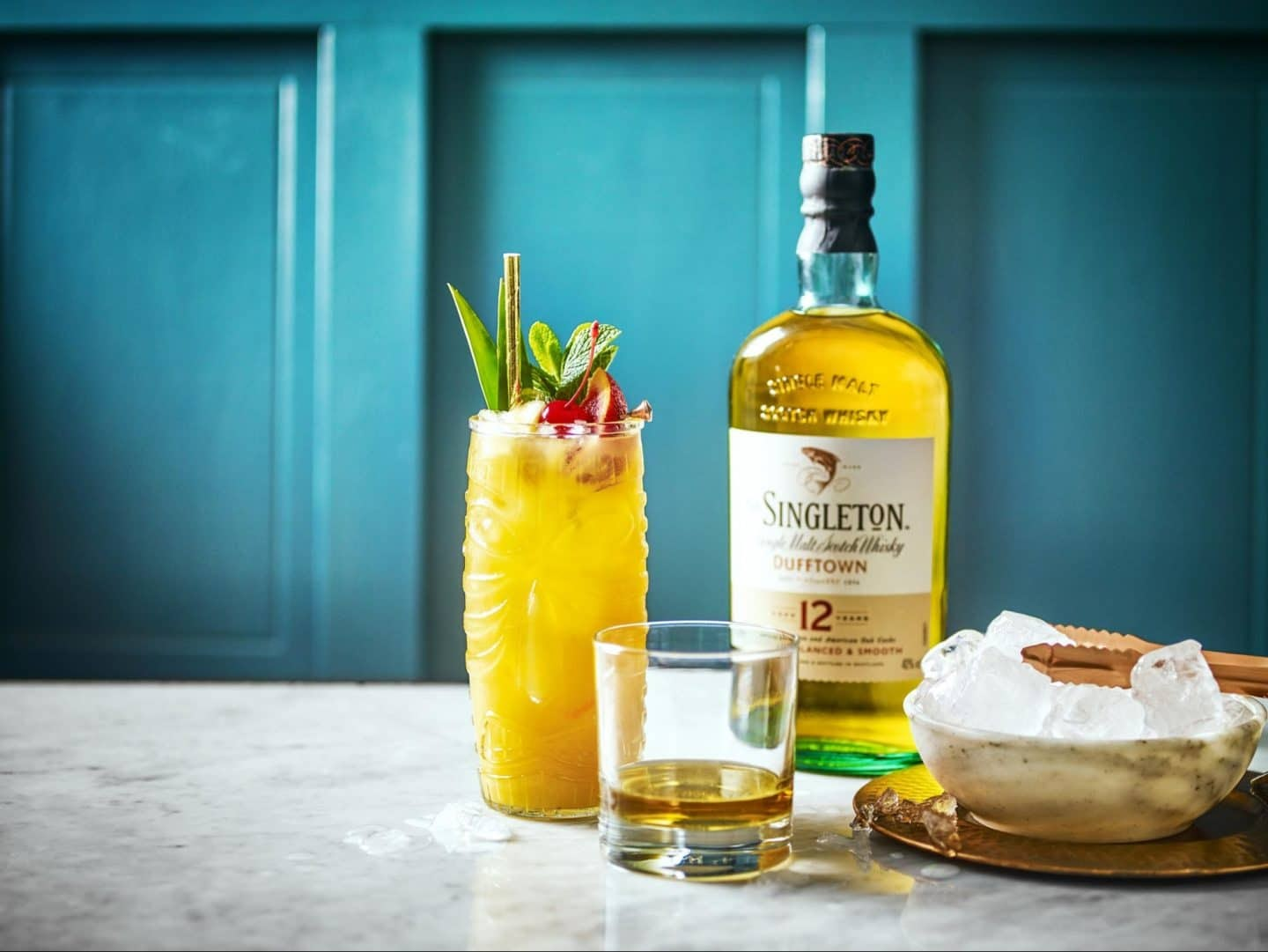 Now Whisky Sour Tastes Even Better With A Mango Twist