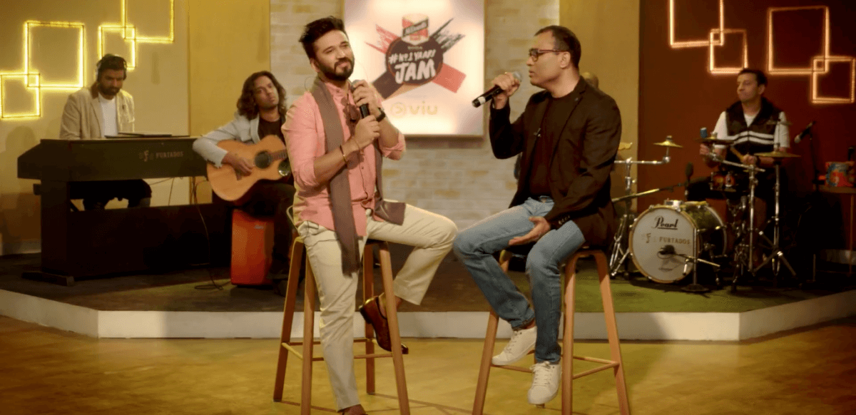 Get Stuck In A Yaari Jam With The No1 Jodi Of Amit Trivedi and Amitabh Bhattacharya