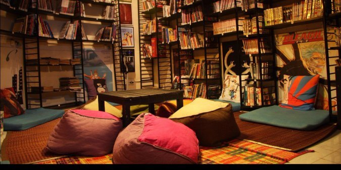 Cosy Book Cafes in Mumbai for Those Who Love To Read
