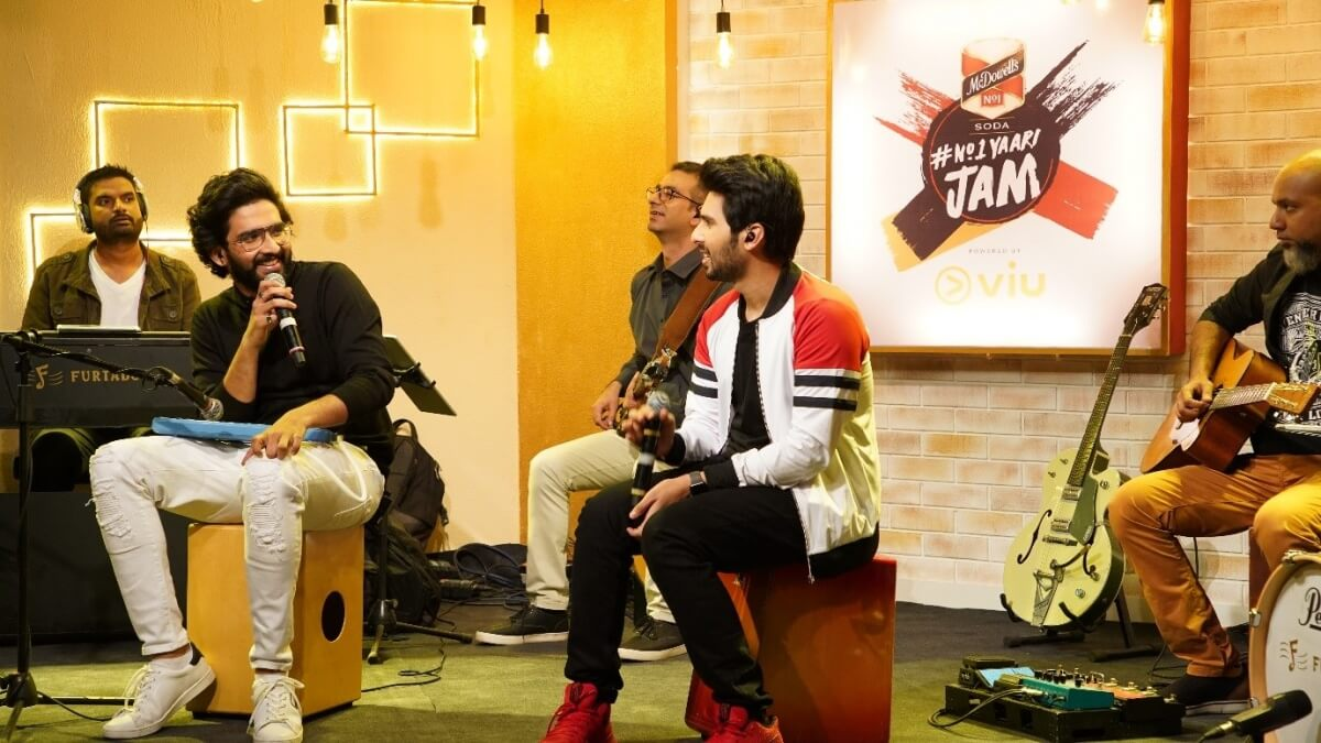 McDowell's No.1 Yaari Jam TV Show, Where Music Meets Yaari