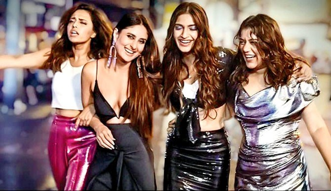 Female Bollywood Friendships That Make Us Miss Our Girl Gang