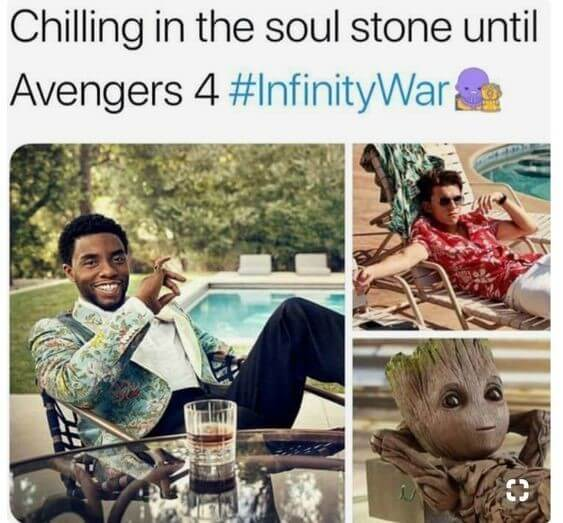 Avengers Memes To Keep You Going Until Endgame