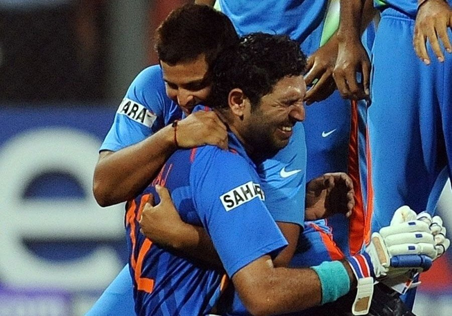 Emotional Cricket Moments That Will Bring You To Tears