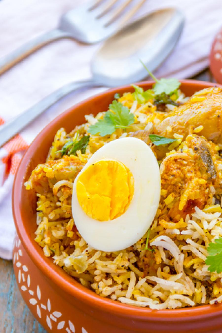 6 Places In Delhi That Serve The Best Biryani
