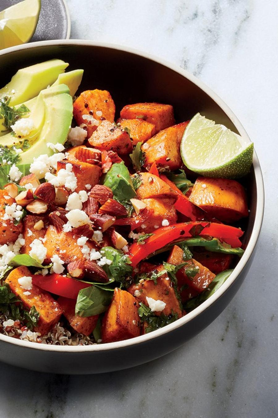 Grab Your Fork And Dig Into These Healthy Meals In A Bowl