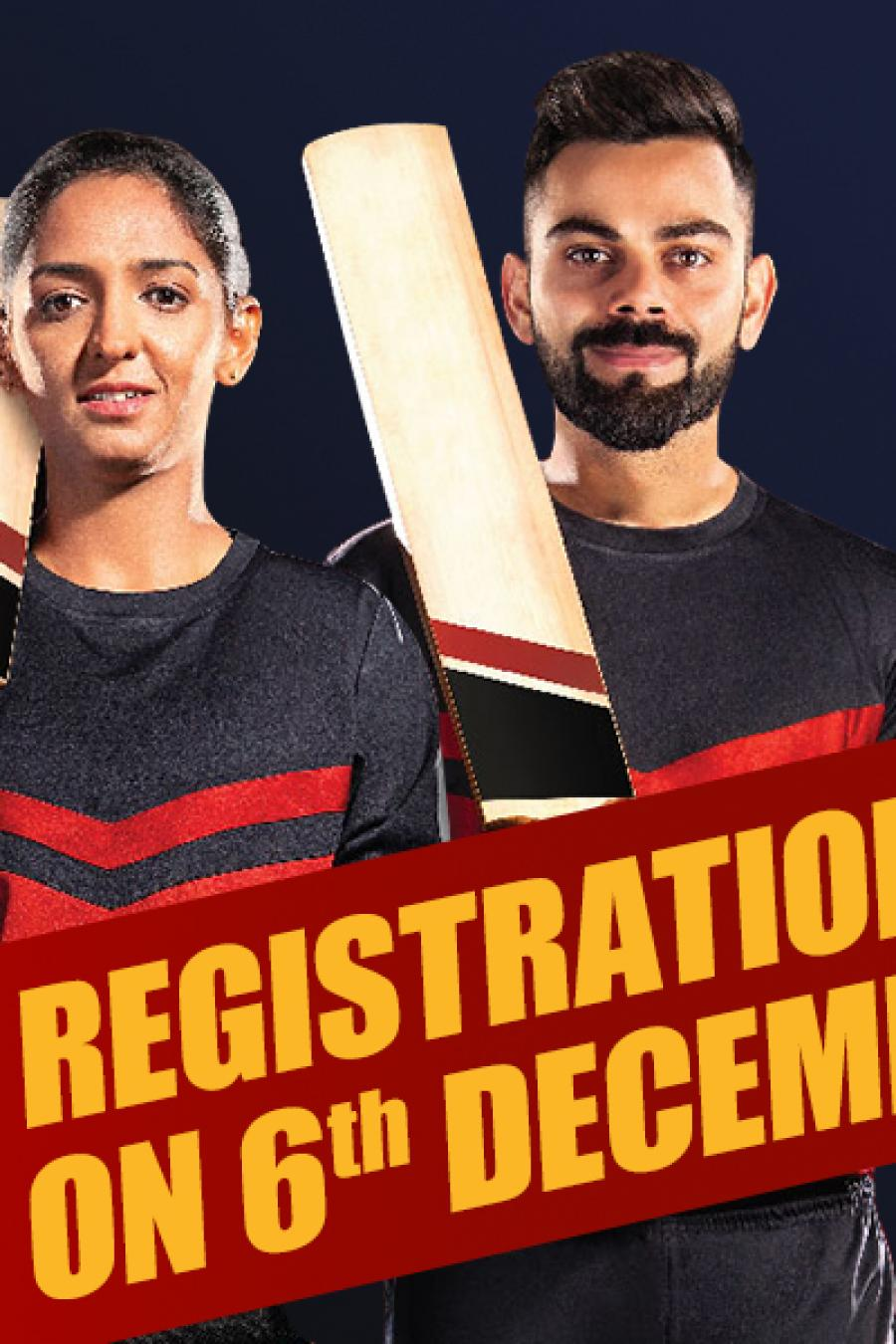 Be A Part Of The First Ever Mixed Gender Cricket Match At The Royal Challenge Sports Drink League