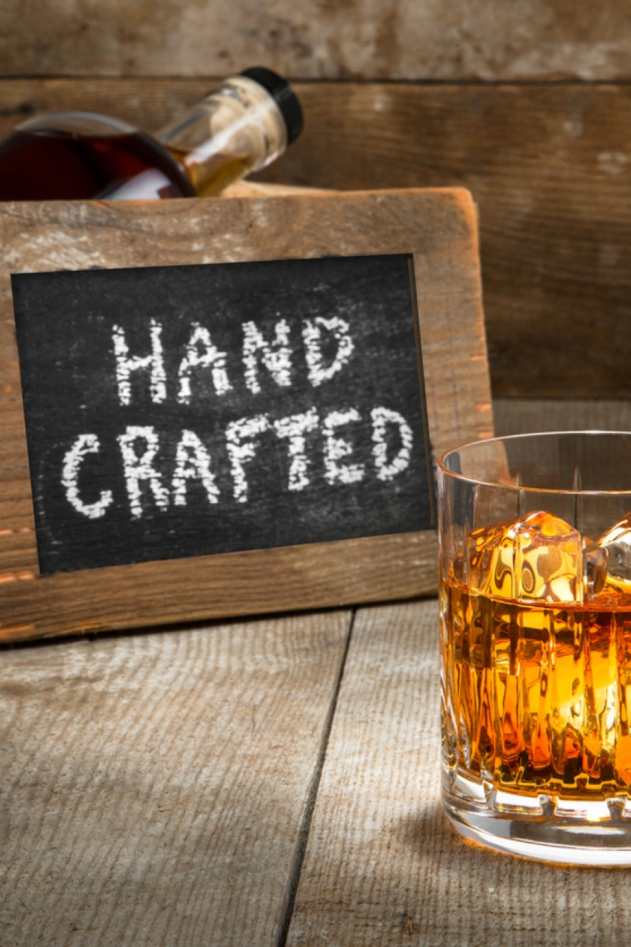 What Does 'Handcrafted' Mean On A Liquor Bottle?